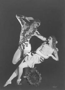 Bacchus et Ariane Serge Lifar