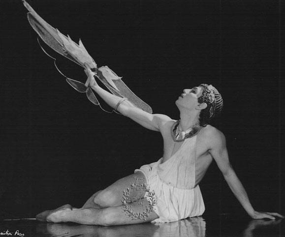 Icare Photo Lipnitzki (1935)