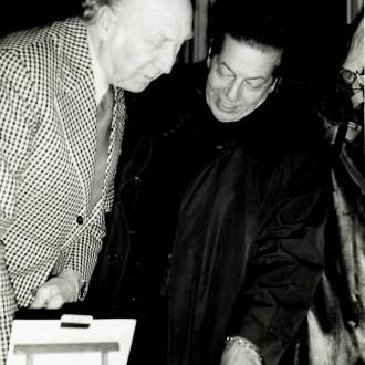 1-Yves-Brayer-et-Serge-Lifar-Galerie-de-Paris-1966