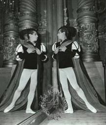 Serge Lifar 1956
